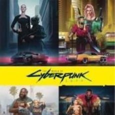 Libros: THE WORLD OF CYBERPUNK 2077. Lote 261600445