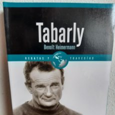 Libros: TABARLY BENOIT HEIMERMANN. Lote 262420480