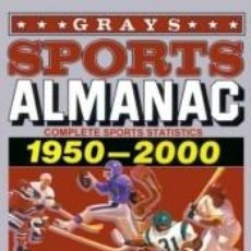 Libros: GRAYS SPORTS ALMANAC REPLICA. Lote 262554860