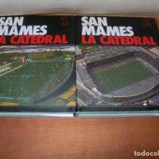 Libros: SAN MAMÉS LA CATEDRAL / 2 TOMOS. Lote 263092750