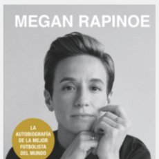 Libros: ONE LIFE MEGAN RAPINOE | EMMA BROCKES. FUTBOL. Lote 263796235