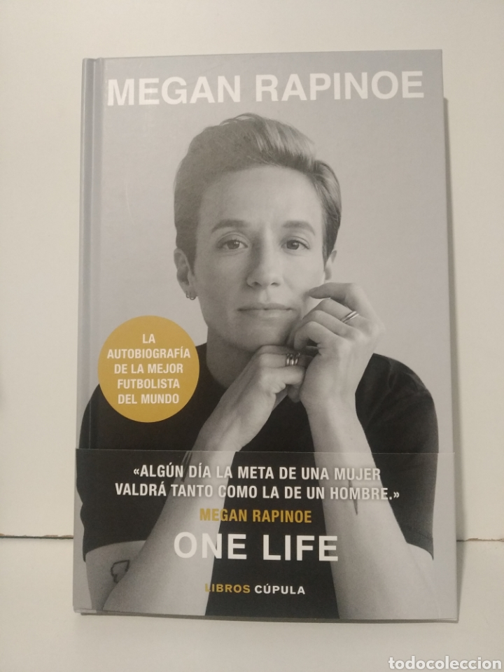 Libros: One life Megan Rapinoe | Emma Brockes. Futbol - Foto 3 - 263796235