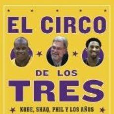 Libros: EL CIRCO DE LOS TRES ANILLOS. Lote 269198228