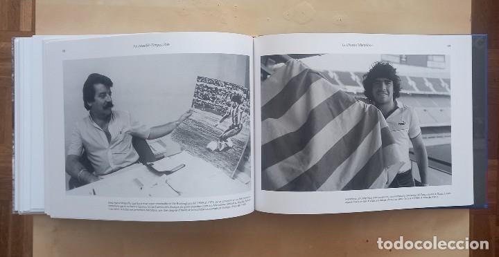 Libros: EL MEU BARÇA EN BLANC I NEGRE - IMÁGENES Y TEXTO XAVIER VALLS - Foto 2 - 274914908