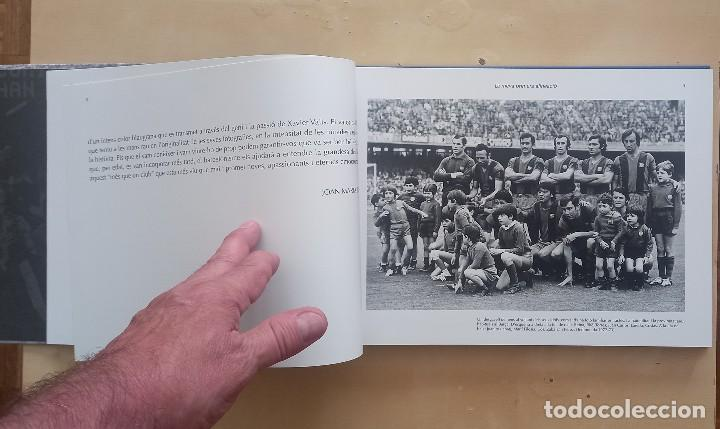 Libros: EL MEU BARÇA EN BLANC I NEGRE - IMÁGENES Y TEXTO XAVIER VALLS - Foto 3 - 274914908