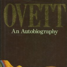Libros: STEVE OVETT. AN AUTOBIOGRAPHY. Lote 276010823