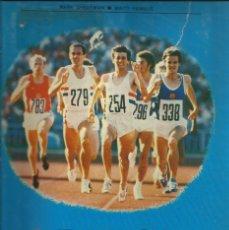 Libros: THE 1980 OLYMPIC. TRACK AND FIELD / TEXTO: MATTI HANNUS. FOTOS: MARK SHEARMAN.. Lote 276026008