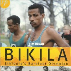 Libros: BIKILA / TIM JUDAH.. Lote 276029453