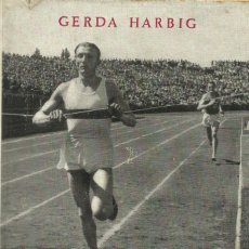 Libros: BIOGRAFÍA RUDOLF HARBIG.. Lote 276030628