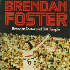 Libros: BRENDAN FOSTER / CLIFF TEMPLE.. Lote 276034778