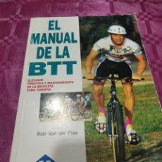 Libros: MANUAL DE LA BBT. Lote 276209833