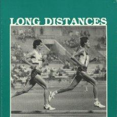 Libros: LONG DISTANCES / JESS JARVER.. Lote 276271383