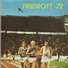 Libros: FRIIDROTT 72 (ANUARIO ATLÉTICO AÑO 72).. Lote 276282898