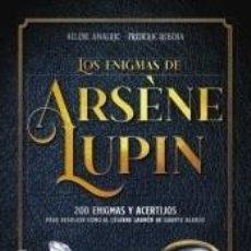 Libros: LOS ENIGMAS DE ARSÈNE LUPIN. Lote 289336648