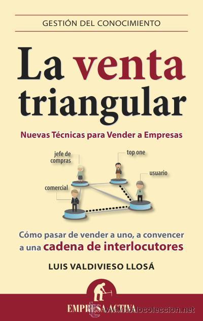 EMPRESA. LA VENTA TRIANGULAR - LUIS VALDIVIESO LLOSA (Libros Nuevos - Ciencias, Manuales y Oficios - Derecho y Economía)
