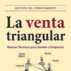 Libros: EMPRESA. LA VENTA TRIANGULAR - LUIS VALDIVIESO LLOSA. Lote 108864058