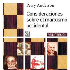 Libri: CONSIDERACIONES SOBRE EL MARXISMO OCCIDENTAL. Lote 70861159