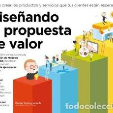 Libros: DISEÑANDO LA PROPUESTA DE VALOR DEUSTO. Lote 70901339