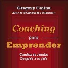 Libros: COACHING PARA EMPRENDER EDICIONES DÍAZ DE SANTOS. Lote 95317594
