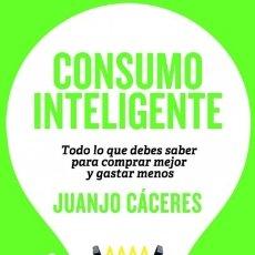 Libros: CONSUMO INTELIGENTE DEBOLSILLO. Lote 95570682