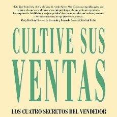 Libros: CULTIVE SUS VENTAS EDICIONES EMPRESA ACTIVA. Lote 96138124