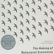 Libros: MISBEHAVING: THE MAKING OF BEHAVIORAL ECONOMICS W W NORTON & CO INC. Lote 104281974