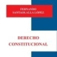 Libros: DERECHO CONSTITUCIONAL DYKINSON. Lote 70619531