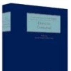 Libros: DERECHO CONCURSAL. Lote 70825989