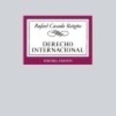 Libros: DERECHO INTERNACIONAL. Lote 97256362
