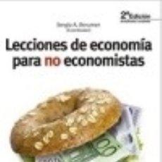 Libros: LECCIONES DE ECONOMÍA PARA NO ECONOMISTAS ESIC EDITORIAL. Lote 97887654