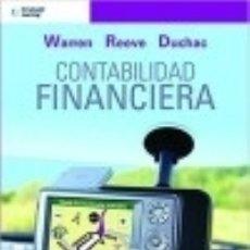 Libros: CONTABILIDAD FINANCIERA. Lote 108446018