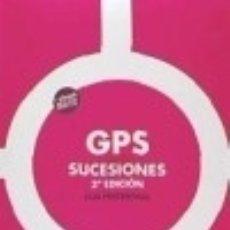 Libros: GPS SUCESIONES 3ª EDICIÓN 2018. Lote 123118774