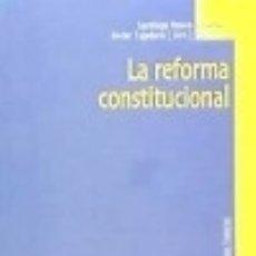 Libros: LA REFORMA CONSTITUCIONAL BIBLIOTECA NUEVA. Lote 70622275