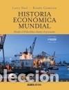 HISTORIA ECONÓMICA MUNDIAL (Libros Nuevos - Ciencias, Manuales y Oficios - Derecho y Economía)