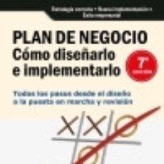 Libros: PLAN DE NEGOCIO PROFIT EDITORIAL. Lote 70671190