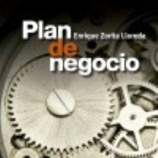 Libros: PLAN DE NEGOCIO ESIC EDITORIAL. Lote 70950514