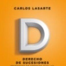 Libros: PRINCIPIOS DE DERECHO CIVIL. TOMO VII: DERECHO DE SUCESIONES. Lote 128217868