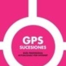 Libros: GPS SUCESIONES 2016. Lote 128536108