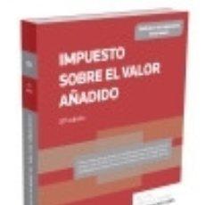 Libros: IMPUESTO SOBRE EL VALOR AÑADIDO. Lote 128867648