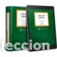 Libros: LEGISLACIÓN CONCURSAL (PAPEL + E-BOOK). Lote 129964512
