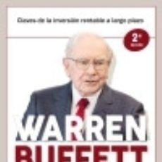 Livros: WARREN BUFFETT NE. Lote 135093969