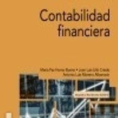 Libros: CONTABILIDAD FINANCIERA. Lote 135292566