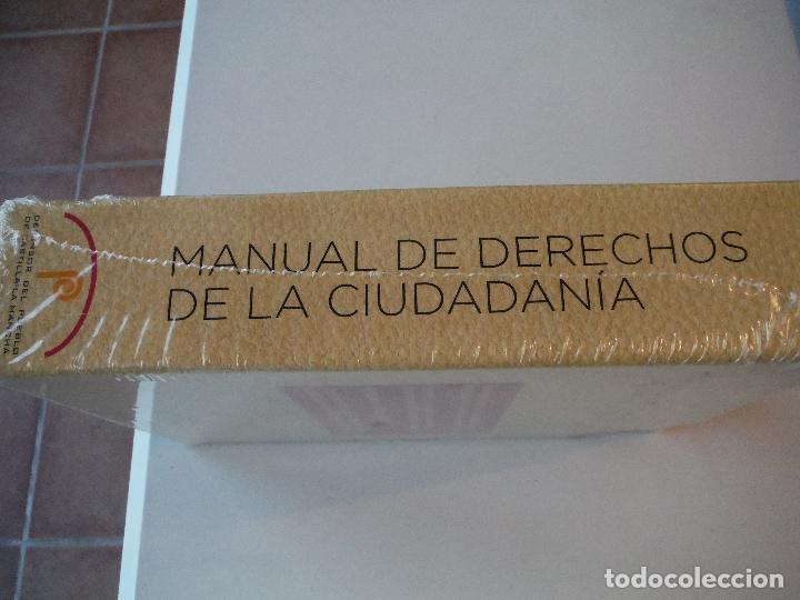 Libros: MANUAL DE DERECHOS DE LA CIUDADANIA DEFENSOR DEL PUEBLO CASTILLA LA MANCHA - Foto 3 - 142038498