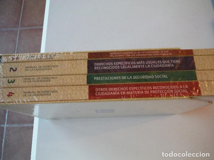 Libros: MANUAL DE DERECHOS DE LA CIUDADANIA DEFENSOR DEL PUEBLO CASTILLA LA MANCHA - Foto 4 - 142038498
