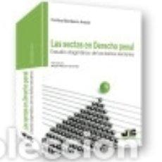 Libros: LAS SECTAS EN DERECHO PENAL.. Lote 142840885