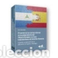 Libros: EL CONTROL DE LAS NORMAS INTERNAS EN LA JURISPRUDENCIA DEL TRIBUNAL EUROPEO Y LA CORTE. Lote 142840940