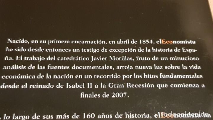 Libros: EL ECONOMISTA / DE ISABEL II A FELIPE VI / JAVIER MORILLAS / ED-DEUSTO / COMO NUEVO / DESCATALOGADO. - Foto 2 - 148023806