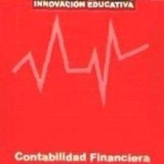 Libros: CONTABILIDAD FINANCIERA PARA ECONOMISTAS. Lote 170262322