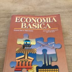 Libros: ECONOMÍA BÁSICA. Lote 177460392
