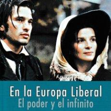 Libros: EN LA EUROPA LIBERAL: EL PODER Y EL INFINITO (E. SAN MIGUEL) F.U.E. 2019. Lote 181523481